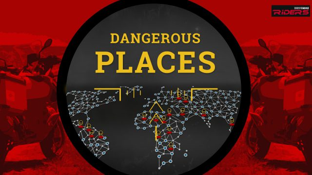 5 Most Dangerous Places in the World